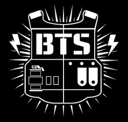 bts old logo
